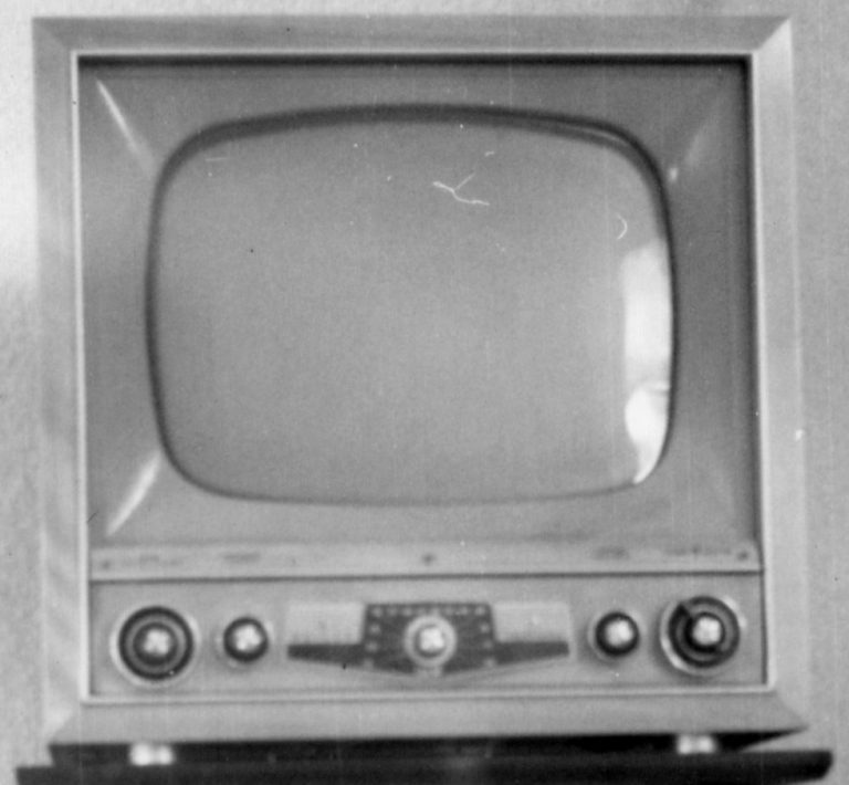 who invented the television